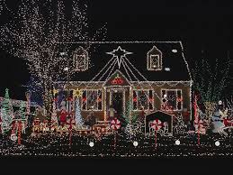 Burlington Christmas Lights 2018 Njs Most Spectacular Christmas Light Houses Map