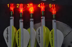 Lumenok Nock Size Chart Lighted Nocks Which Is Right For You