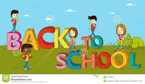 Free Educational Cartoons Education Back To School Kids Cartoon Stock Vector