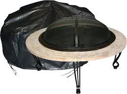 firepit cover fire pit table