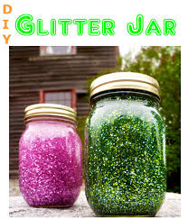add sparkle to your home with this super easy diy glitter jar it creates a