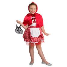 a clic red riding hood costume for a clic children s tale