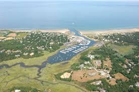 Sesuit Harbor In East Dennis Ma United States Harbor
