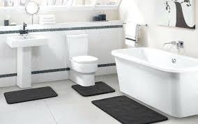 chenille bath mat and pedestal set elle decor 2 piece stunning light blue rug sets mar chenille bathroom mat set