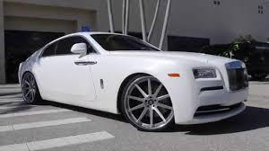 Excell Auto Group Custom Rolls Royce Wraith Youtube