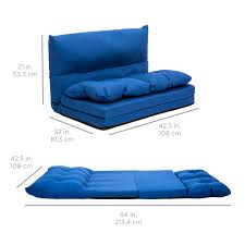 Best Choice Products <b>Fabric Folding Chaise</b> Lounge Sofa Video ...