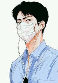 Exo, çizim, kpop hakkında daha fazla fikir görün. Exo Saranghaja Oh Sehun As An Anime Character Anj Facebook