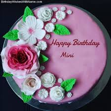 Mini Happy Birthday Birthday Wishes For Mini
