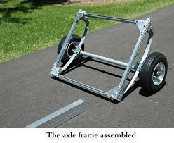 boat trailer axle kits photos
