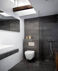grey slate bathroom tiles. like the idea of using big slate tiles in bath. picking up from grey bathroom
