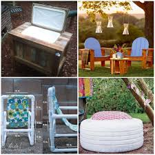 creative diy furniture ideas. Easy Garden Furniture To Make - Photogiraffe.me Creative Diy Ideas T