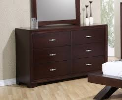 raven bedroom set faux leather dark cherry finish rv222qb