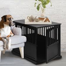 furniture pet crate. Pet Crate End Table-Espresso Furniture O