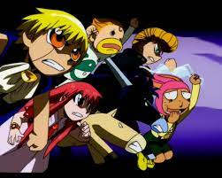 Zatch Bell Wallpaper Hd - Ultra Wallpapers