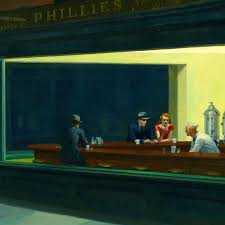 artwork and artist information em nighthawks em by edward hopper