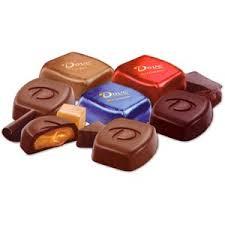 chocolates dove caramel milk chocolate