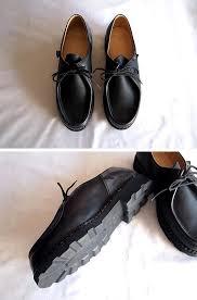 Paraboot Size Chart Paraboot Para Boo Tutsi Lorient Shoes Michael Lisse Noir