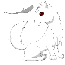 white wolf drawing anime. Unique White Animewhitewolf By Animewhitewolf  And White Wolf Drawing Anime T