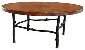 south fork coffee table with 42 round top