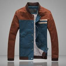 <b>Men's spring jacket men</b> cultivating the trend of casual <b>men jacket</b> ...