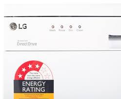 Dishwasher Brands Lg Ld 1481w4 Freestanding Dishwasher Appliances Online