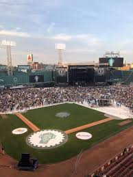 Fenway Park Pearl Jam 2018 Seating Chart Fenway Park Section Hpp2 Row 1 Seat 5 Pearl Jam Tour