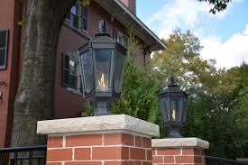 outdoor gas lamp light columbus ohio