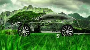 infiniti fx crystal nature car
