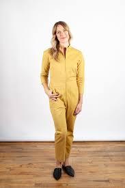 Dagg & Stacey Finch Boiler Suit - Honey   Garmentory