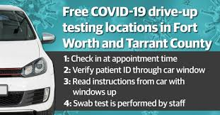 covid 19 testing sites available in