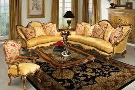 antique style sofa