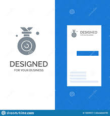 Design An Olympic Medal Template Medal Olympic Winner Won Grey Logo Design And Business