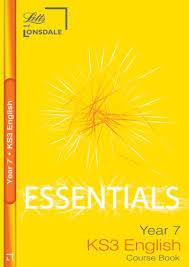 KS3 Essentials English Year 7 Course Book (Key Stage Year 7 Essential  Course Books): McDonald, Averil, Johnson, Robert: 9781905896653:  Amazon.com: Books
