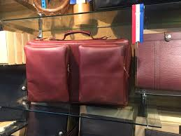 leather carry on luggage
