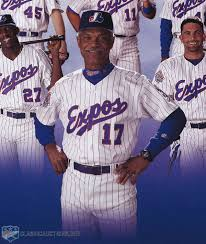 Felipe Alou -Montreal Expos - Team photo | National league, Montreal,  Baseball players