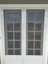 exterior french doors with screens. French Door Screens San Diego Services Exterior Doors With S