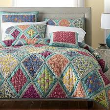 Cotton Bedspreads and Quilts – Ease Bedding with Style & Floral Quilt Bedspread Set Adamdwight.com