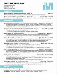 Resume Templates For Internships Free 28 How To Make A Resume For An