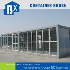 Foldable Houses Container House China Low Cost Environmental Friendly