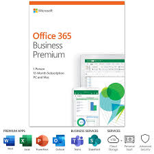 Microsoft Office 365 Pricing Microsoft Office 365 Business Premium 1 Year Subscription