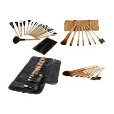 pack of 31 makeup brushes in stan