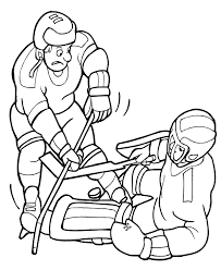 Small Picture Index of ColoringPagesHockey Coloring Pages