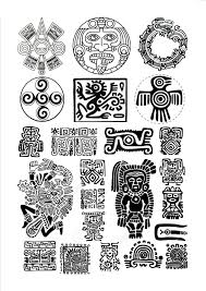 Simboli Aztechi Significato Simboli Armi Azteche Tatuaggi Aztechi