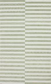 Rugs USA Elegance Cotton Striped VST7 Lt Grey Rug