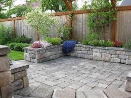 Best Patio Stone Designs 17 Best Ideas About Stone Patio Designs Backyard Patio Stones