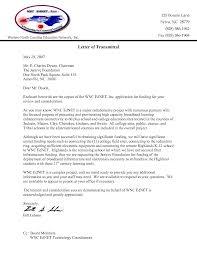 Sample Of A Transmittal Letter Sample Of Receptionist Resume