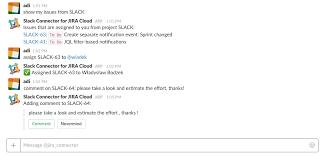 Slack Quote Mesmerizing Slack Connector Atlassian Marketplace