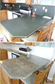 concrete laminate countertops concrete over laminate step by step faux concrete countertops over laminate concrete