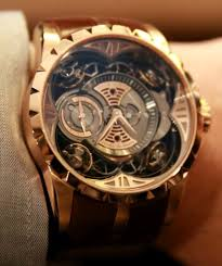 17 best images about juwel horns tom ford and nice roger dubuis excalibur quatuor watch hands on