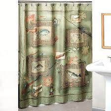 breathtaking cabin themed shower curtain cabin themed bathroom decor new fishing theme shower curtain for guest